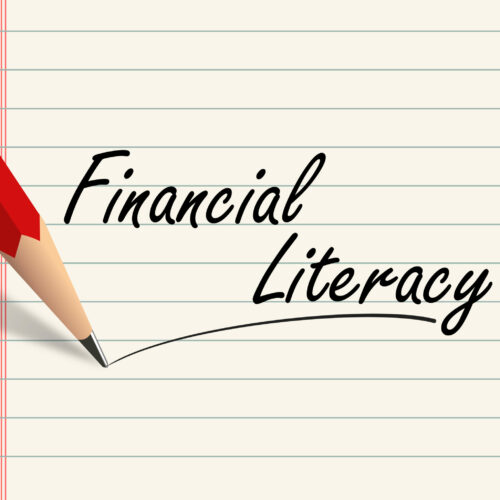 Financial literacy.