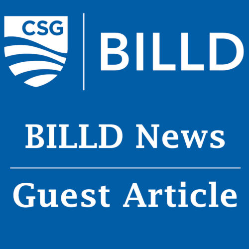 Graphic for BILLD News Guest Article