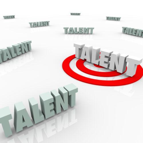 Targeting talent.