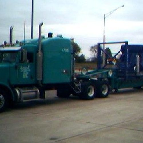 2005 foreign reactor fuel truck shipment.