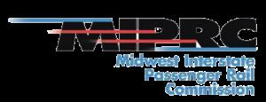 Midwest Interstate Passenger Rail Commission MIPRC Logo