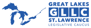 Great Lakes-St. Lawrence Legislative Caucus GLLC Logo
